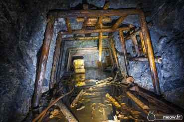Una mina de oro japonesa abandonada2