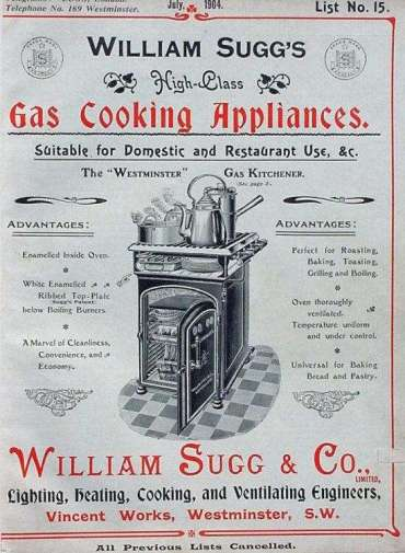 GasAppliance