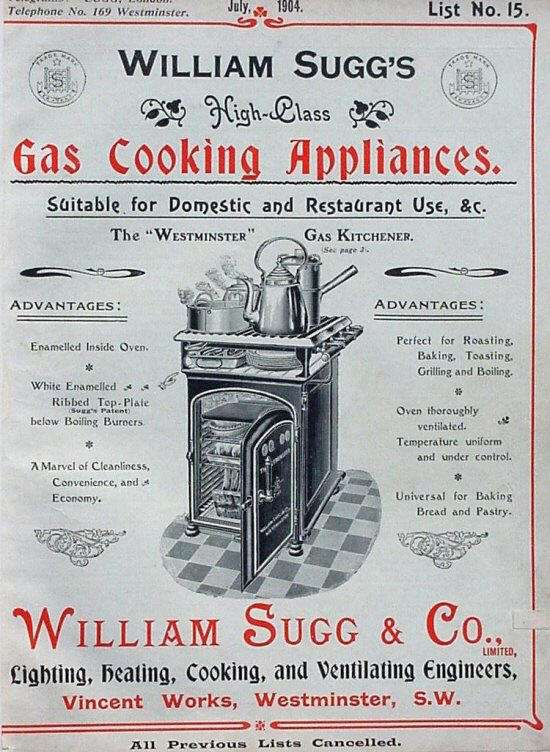 GasAppliance