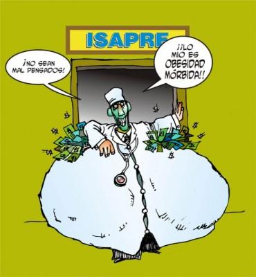CaricaturaIsapres