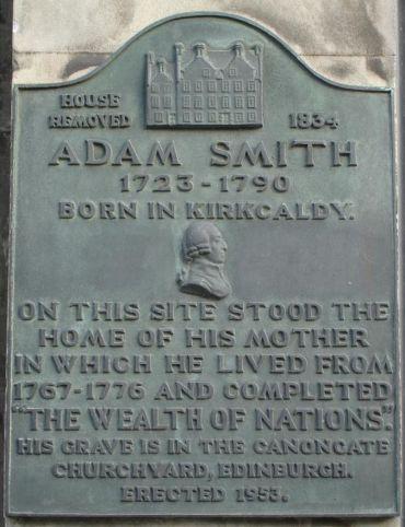 AdamSmithTomb